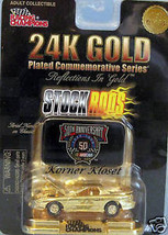 Stock Rods #35 Reflections In Gold - NASCAR 24K... - $21.28