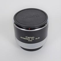 Canon Extender FD 2X-B ( for under 300mm lenses) - $64.99