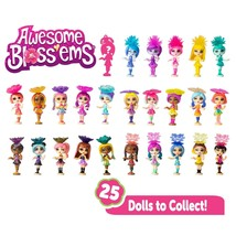 Awesome Blossems Surprise Doll Magical Growing Flower Scented Doll Blind... - $9.99