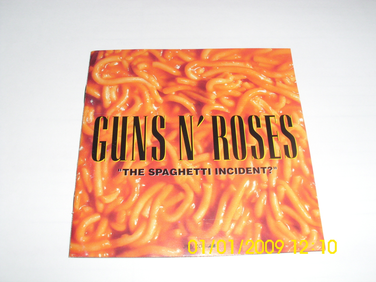 Guns  N Roses The Spaghetti Incident