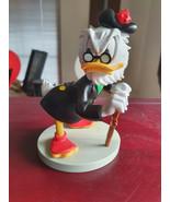 Extremely Rare! Walt Disney Scrooge McDuck Flintheart Glomgold Figurine ... - $297.00