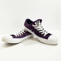 Womens CONVERSE Shoreline Lace Purple Shoes Size 8 - $32.37