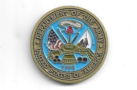 CHALLENGE COIN/MEDAL - THE DEPARTMENT OF THE ARMY - SGT. 1ST CLASS .(USM... - $14.84