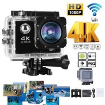 NEW! Sports Action Camera DVR Camcorder Waterproof WiFi Underwater 40m US - $48.76