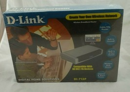 D-LINK Wireless Router DI-713P - $48.77
