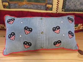 Americanna Decorative Pillow - $10.00