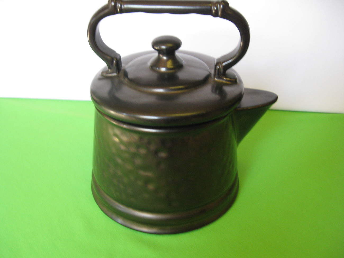 McCoy Pottery Coffee Pot Cookie Jar Made in USA