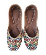 punjabi jutti khussa shoes bridal shoes , flip flops jooti sandal slippe... - $29.99