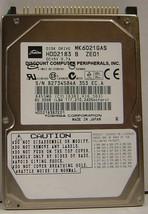 "NEW MK6021GAS HDD2183 Toshiba 60GB 2.5"" IDE 44PIN 9.5MM Hard Drive Free USA Ship"
