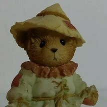Miniature Collectible Cherished Teddies SCARECROW from the WIZARD OF OZ ... - $19.79