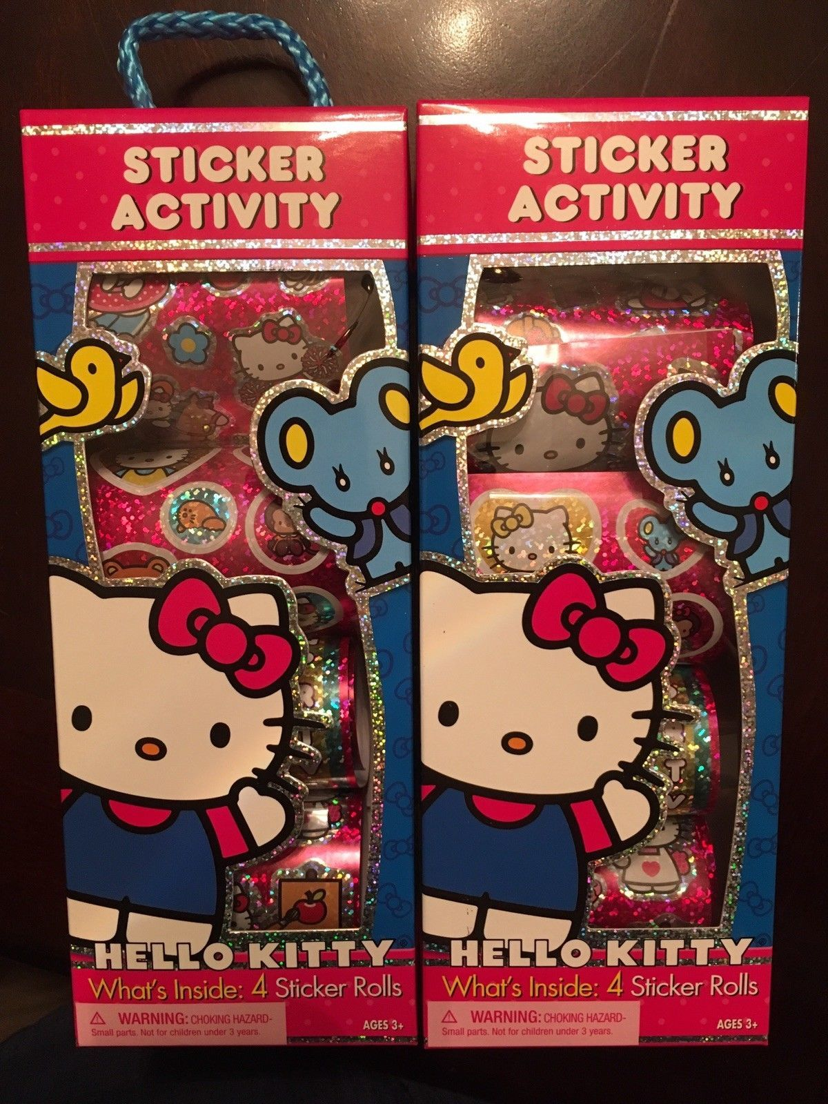 HELLO KITTY Sticker Activity Over 200 and 50 similar items