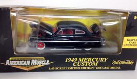 Ertl American Muscle 1:43 Mercury 1949 custom diecast  - $12.99