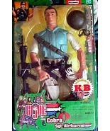 G. I. Joe  vs Cobra Sgt. Airborne  -  KB Exclusive by Hasbro - $35.00