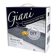 Giani Granite Countertop Paint Kit, Slate