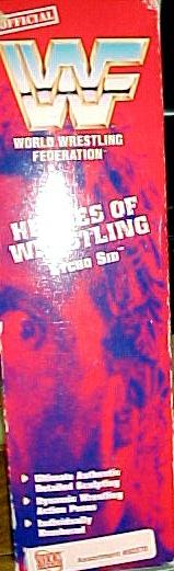 World Wrestling Federation Sycho Sid image 5