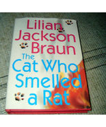 The Cat Who Smelled a Rat by Lilian Jackson Braun  - $4.50