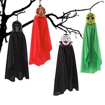 Halloween Decorations Hanging Ghost Set For Haunted House Holiday Party ... - €24,43 EUR