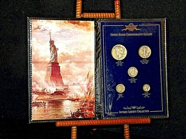 Antique Liberty Collection Hard Cover United States Commemorative GalleryAA19- image 2