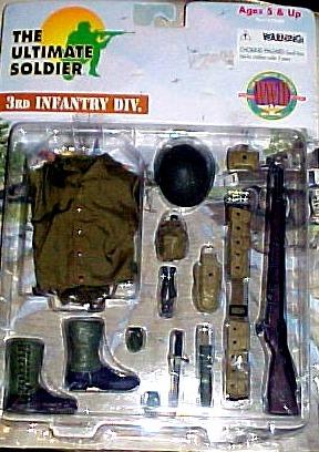 Ultimate Soldier 3rd Infantry Division Uniform World War II