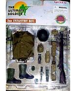 Ultimate Soldier 3rd Infantry Division Uniform World War II - $9.00