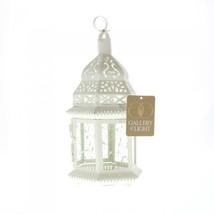 20 White Moroccan Style Lantern Candleholder Wedding Centerpieces image 5