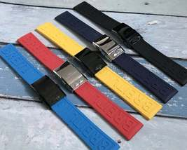 New 20/22/24mm BAND STRAP For Breitling High Quality Strap For Breitling Watch - $56.99