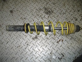 SUZUKI 2002 SCRAMBLER 400 2X4  LEFT FRONT SHOCK  BIN 118)  P-3514M  PART... - $30.00