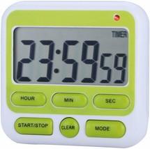 Zealforth Digital Kitchen Countdown Timer Clock 24 Hour Large Display Co... - $13.03