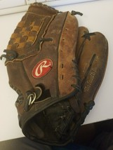 Vintage Rawlings 11 1/2 Inch Right Handed Throw Glove - $13.82