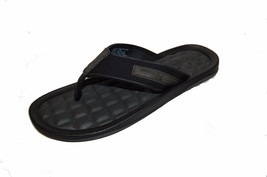 Kenneth Cole Black Casual Flip Flops Sandals Size 13 US NEW - $45.54 CAD