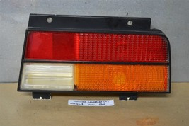 1982-1987 Chevrolet Cavalier Right Pass Genuine OEM tail light 44 4L1 - $19.79