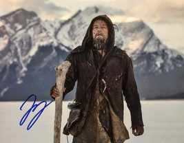LEO DICAPRIO AUTOGRAPHED Hand SIGNED 11x14 THE REVENANT PHOTO w/COA 2015 - $189.99