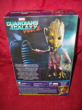 Marvel Hasbro Guardians Of The Galaxy Vol 2 Groot Wal-Mart Exclusive Figure NRFB - $39.99