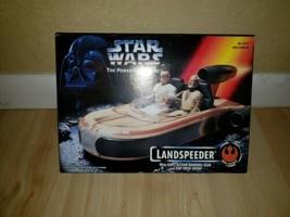 Landspeeder Potf Star Wars Shift-Action Running Gear 1995 Kenner Nos - $39.59