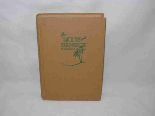 The Moon And Sixpence W Somerset Maugham 1919 George H Doran Company