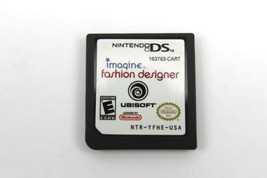 Imagine Fashion Designer (Nintendo DS, 2007) - Game Only - $6.18
