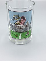 Arby's Collector's Series Luck Out Gary Patterson 1982 Glass Tennis - $11.69