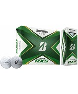 4 Dozen Bridgestone Tour B RXS White Golf Balls, 2020,  - $119.00