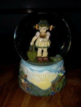 "RARE Sanfrancisco Music Box Co Berta Hummel Sound Of Music ""My Favorite ... - $82.00"