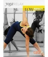 CATHE FRIEDRICH LOW IMPACT SERIES YOGA RELAX DVD NEW SEALED FITNESS EXER... - $19.30
