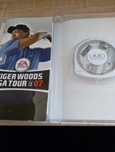 Sony PSP Tiger Woods PGA Tour 07 image 2