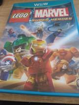 Nintendo Wii U LEGO MARVEL Super Heroes image 1
