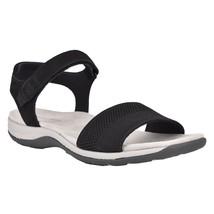 Brand New in Box EASY SPIRIT Shailey Sandals Black Medium Width 5.5 - $35.00