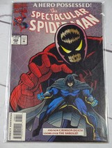 The Spectacular Spider-Man #208, Bagged - C1734 - $1.49