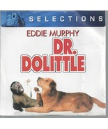 Dr. Dolittle DVD New Eddie Murphy includes clear case - $12.86