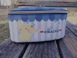 Pokemon Pikachu Accessory Case, Pokemon Center Japan  - $26.00