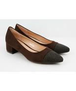 Womens Beston Lily-2-Ya Pumps - Dark Brown, Size 7.5 M US - $57.59