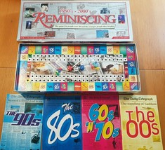 Reminiscing 1950s-1980s Family Board Game For People Who Remember the Be... - $10.85