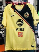 Nike Club America De Mexico Stadium Soccer Jersey 2018/2019 Size Small - $89.09