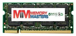 MemoryMasters 2GB RAM Compatible Memory for HP G Series G60t, G70t, G60-535DX, G